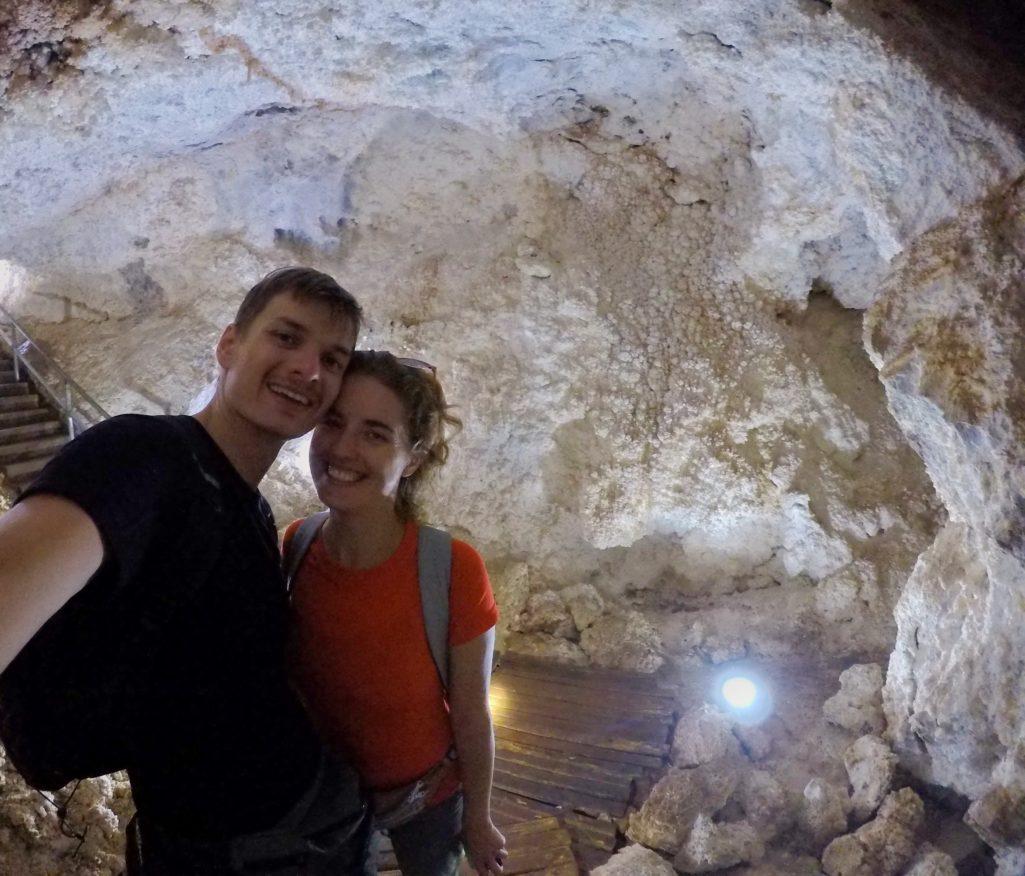 Jaskinia kalcytowa