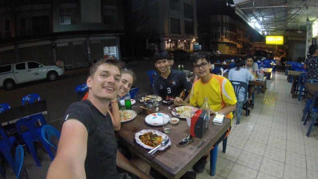 Wspólna kolacja 😊
