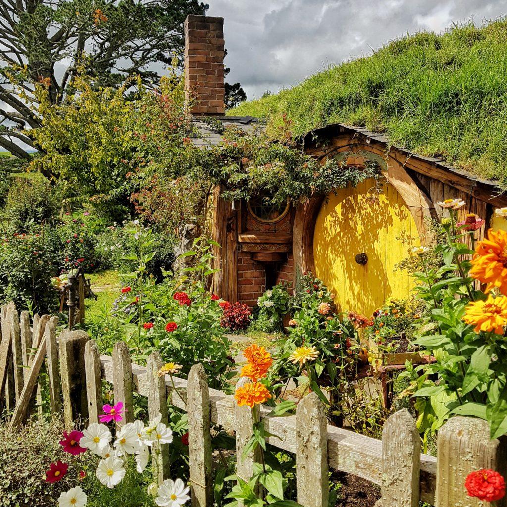 Domek hobbitów