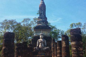 Stare miasto Sukhothai