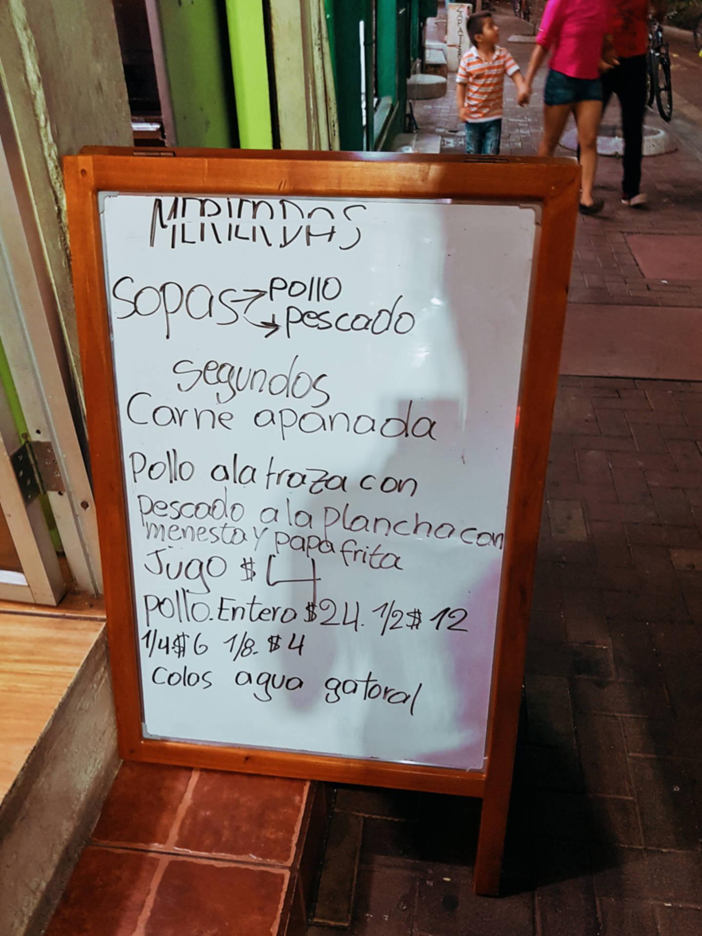 Wyspy Galapagos nawłasną rękę - budżet iinformacje praktyczne (2)
