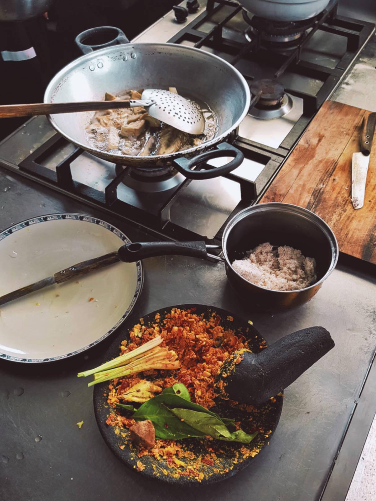 Kurs gotowania wYogyakarcie (4)